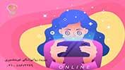 ۵ نکته در مورد اعتیاد به بازی های اینترنتی